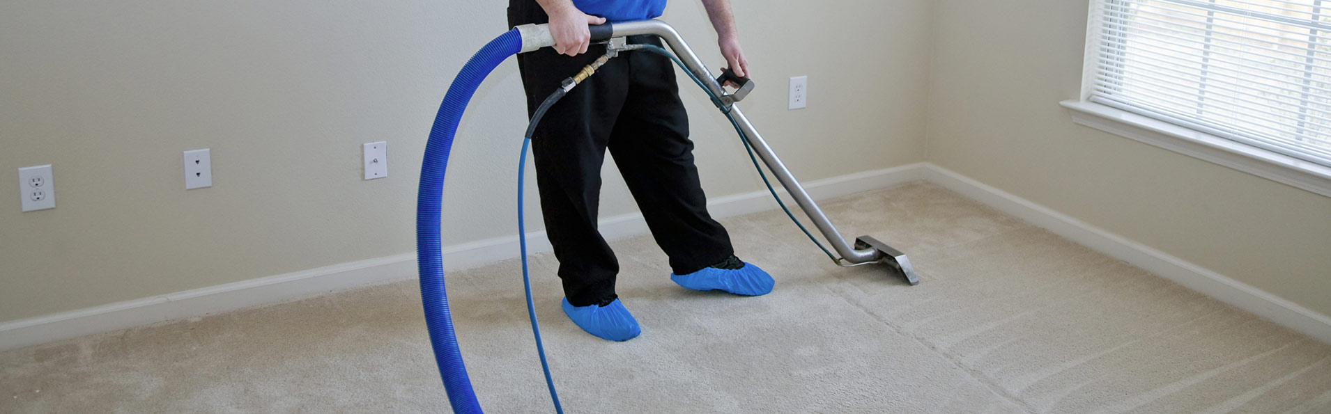 Steam Cleaning Carpet